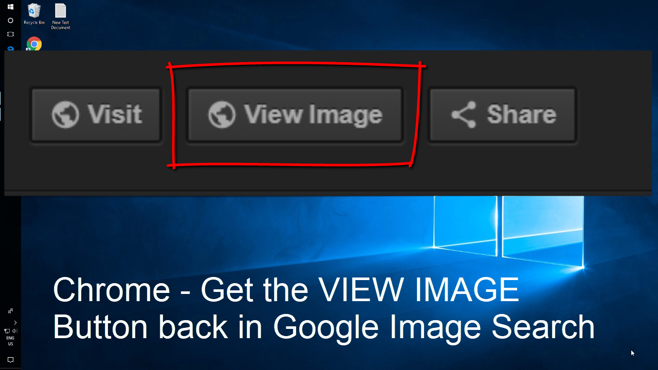 how to get the shield back in google chrome